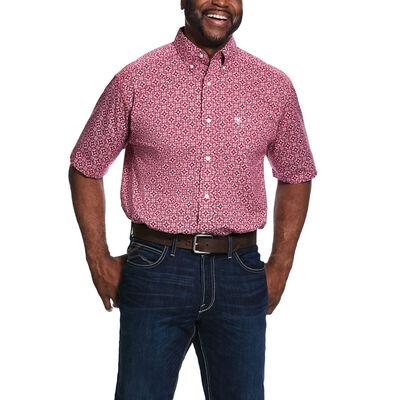 Tillsmans Print Classic Fit Shirt