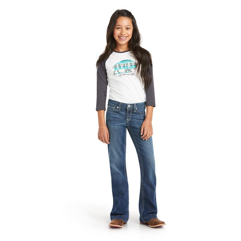 R.E.A.L Charlotte Wide Jean