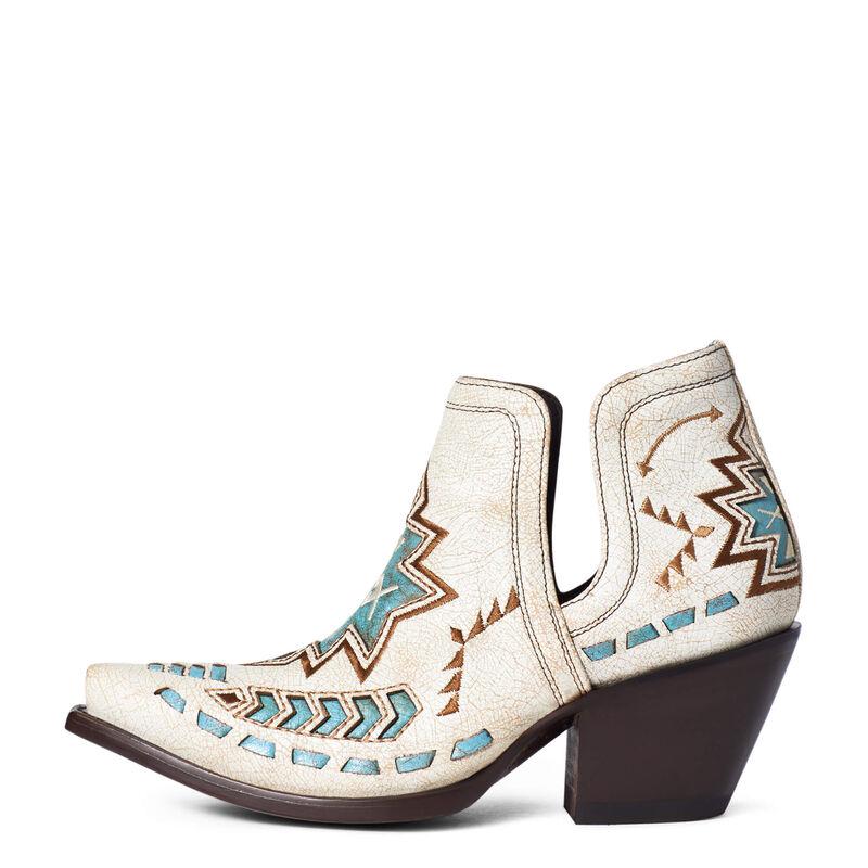 Dixon Aztec Western Boot