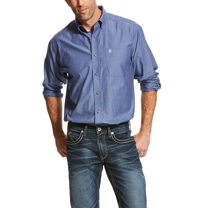 Palmero Fitted Shirt