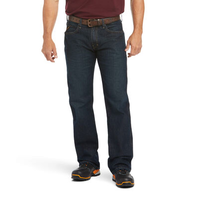 Rebar M5 Slim DuraStretch Edge Stackable Straight Leg Jean