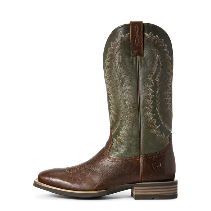 Hot Iron Western Boot