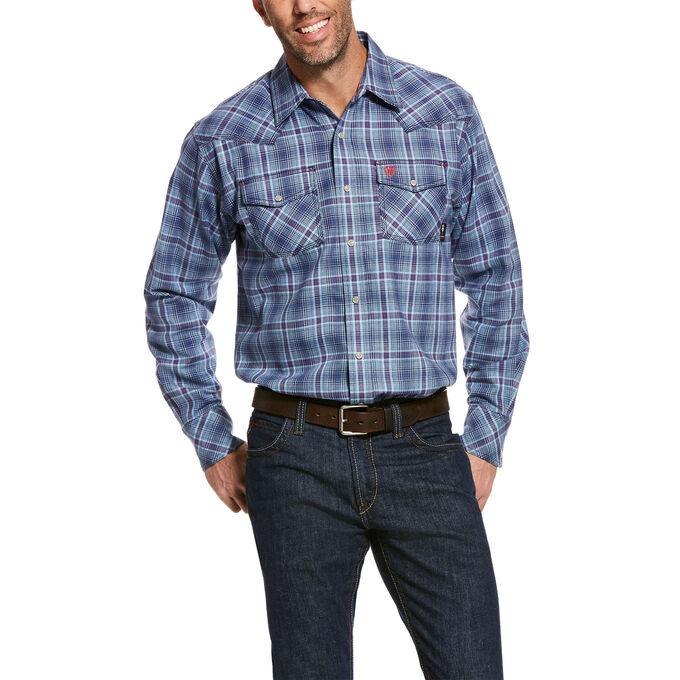 FR Asphalt Work Shirt