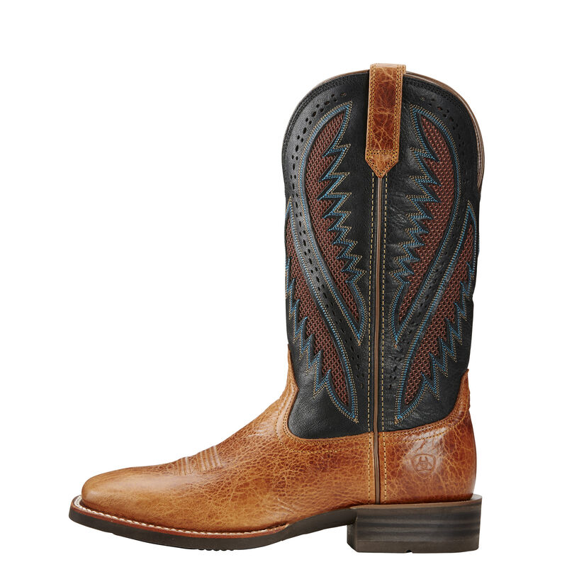 ARIAT Kids Quickdraw Venttek Western Boot