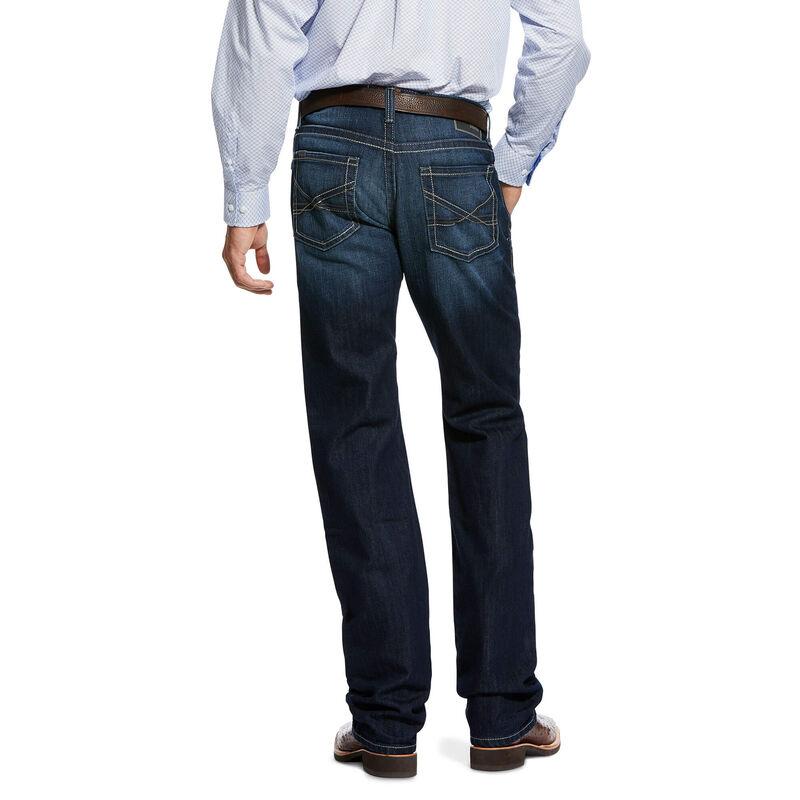 M5 Slim Robbie Stackable Straight Leg Jean