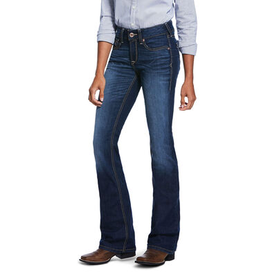 R.E.A.L. Perfect Rise Stretch Sidney Boot Cut Jean