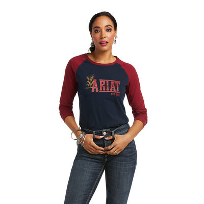 REAL Ariat Graphic Tee