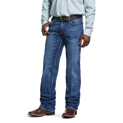 M4 Low Rise Stretch Henderson Boot Cut Jean
