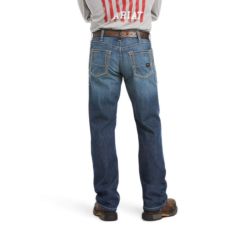 FR M4 Low Rise Stretch DuraLight Boundary Boot Cut Jean