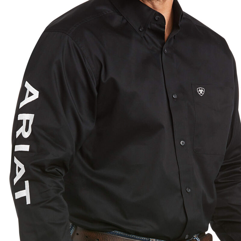 Team Logo Twill Classic Fit Shirt