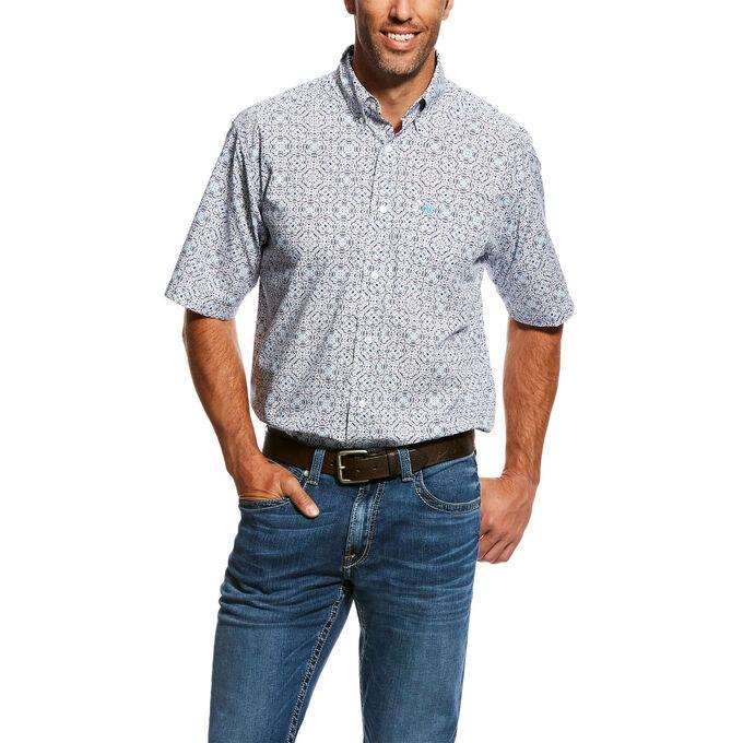 Neeson SS Print Shirt