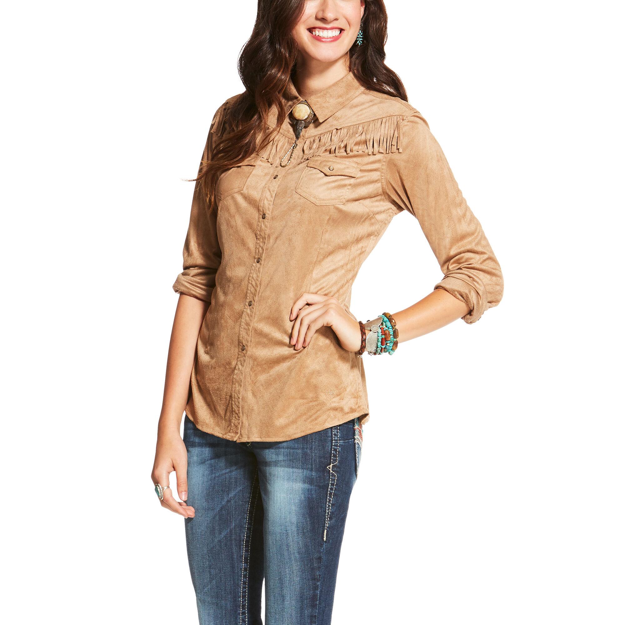 Shasta Snap Shirt