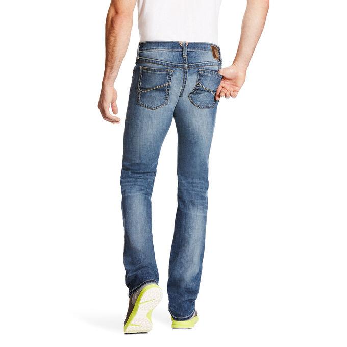 M7 Rocker Chapman TekStretch Stackable Straight Leg Jean
