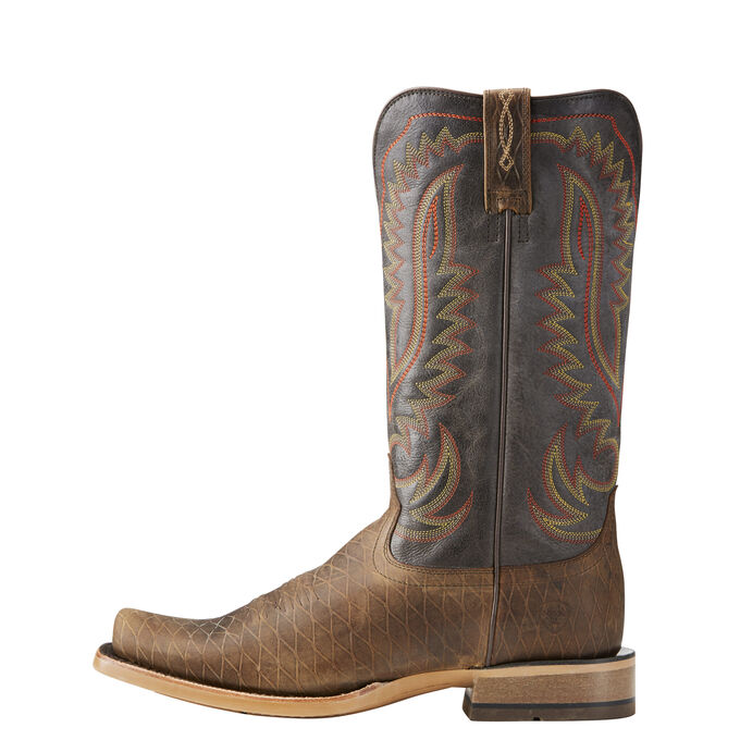 Palo Duro Western Boot