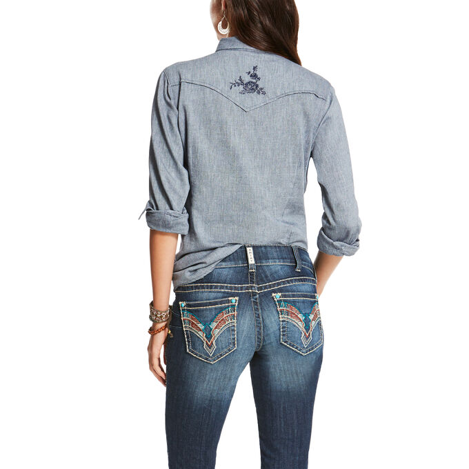 Sierra Snap Shirt