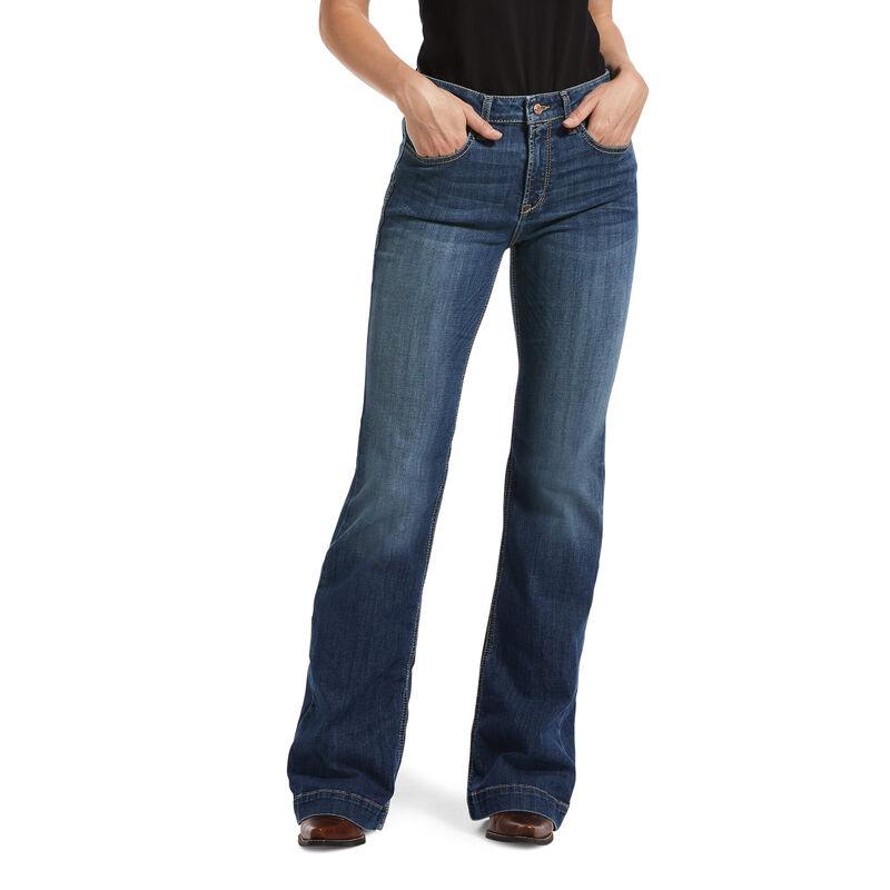 Slim Trouser Julia Wide Leg