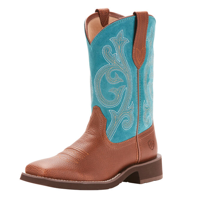 Prim Rose Western Boot