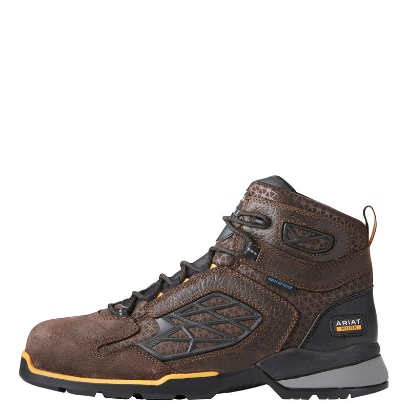 "Rebar Flex 6"" Waterproof Composite Toe Work Boot"