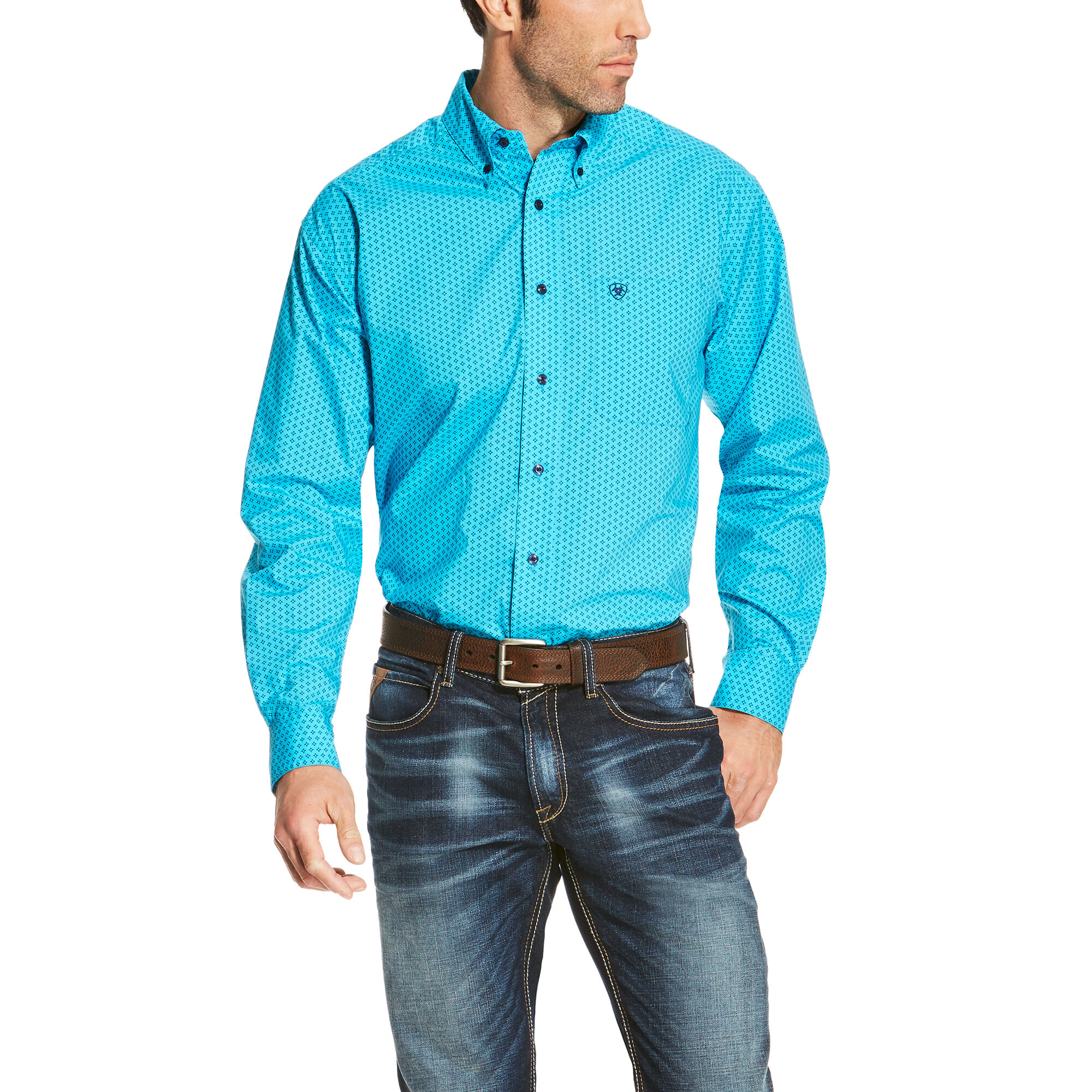 Riverton Fitted Shirt