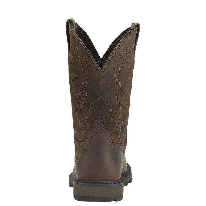 Groundbreaker Steel Toe Work Boot