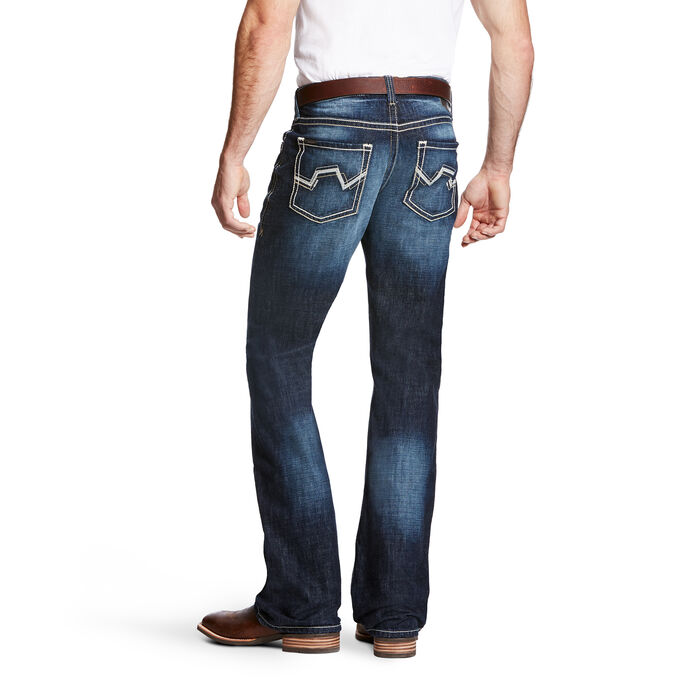 M5 Slim Wilder Boot Cut Jean