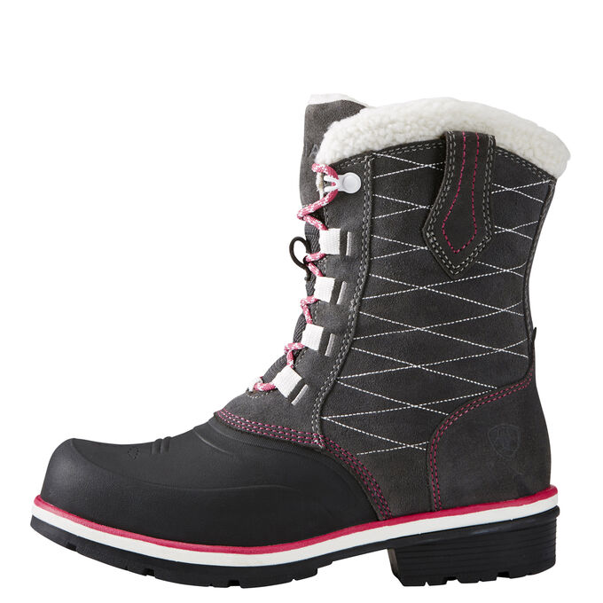 Whirlwind Cozy Waterproof Boot