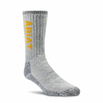 Ultimate Thermal Wool Blend Work Sock 2 Pair Pack