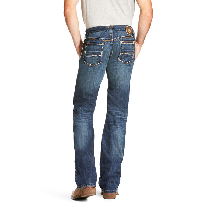 M7 Rocker Casey Stretch Boot Cut Jean