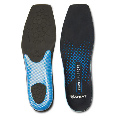 Men's Power Support Wide Square Toe Insole