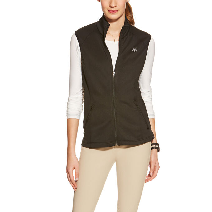 Conquest Full Zip Vest