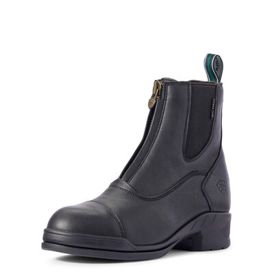 Heritage IV Steel Toe Zip Paddock Boot