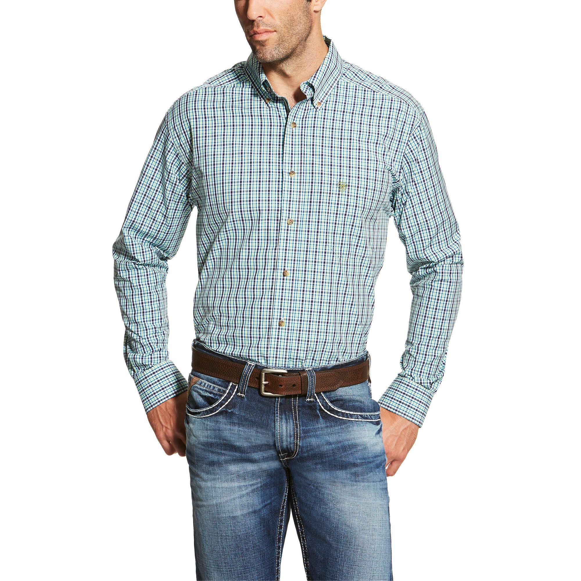 Barclay LS Perf Shirt