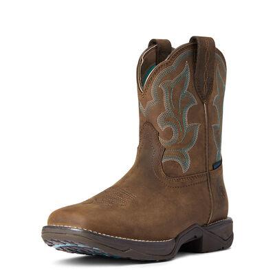 Anthem Shortie II Waterproof Western Boot