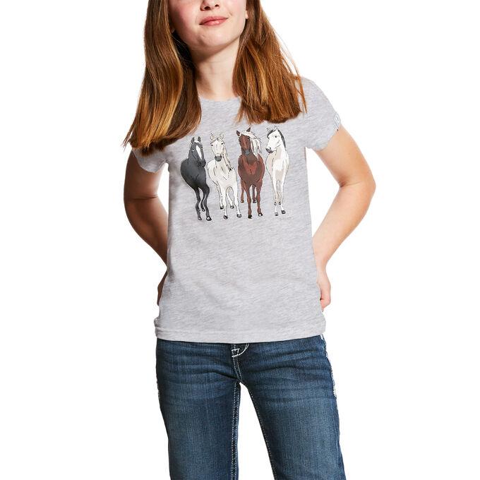 Girls' 360 View T-Shirt