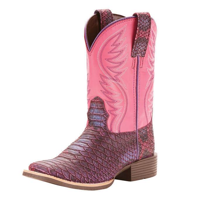 Brumby Western Boot