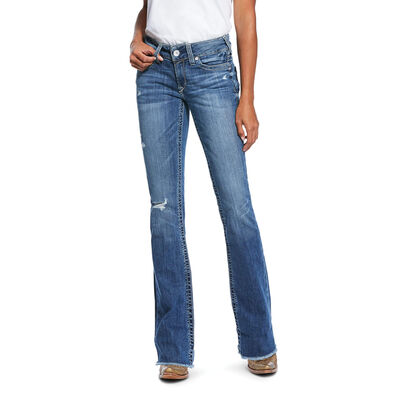 Arrow Fit Stretch Blaire Boot Cut Jean