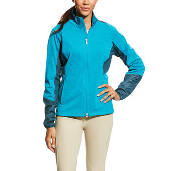 Fury Softshell Full Zip Jacket