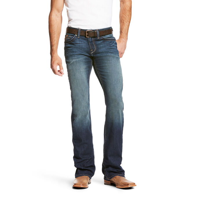 M7 Rocker Lodi TekStretch Boot Cut Jean