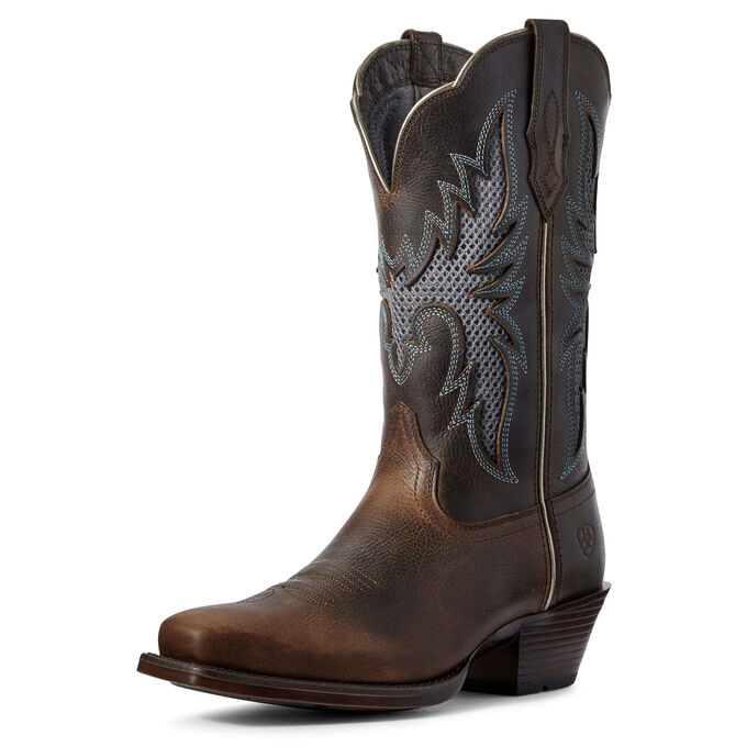 Showcase VentTEK Western Boot