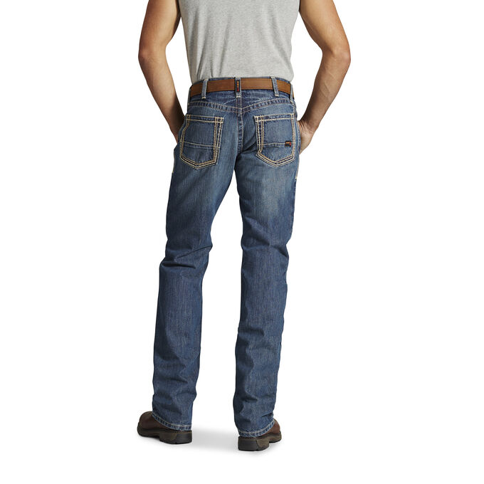 FR M4 Low Rise Boundary Boot Cut Jean