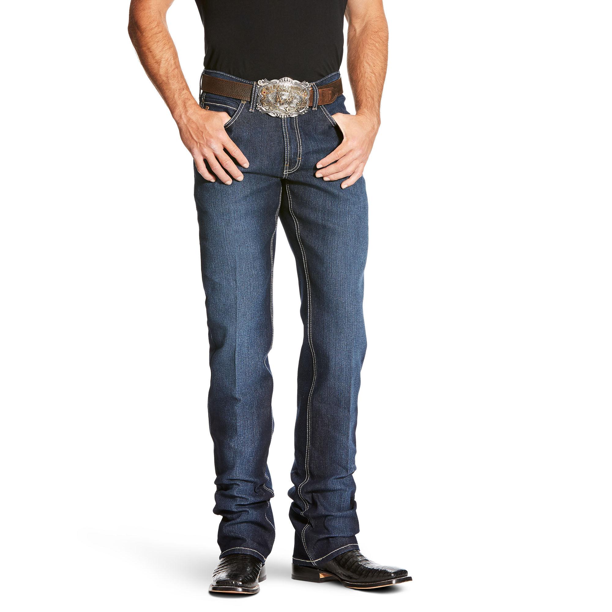 a0797155d91 Relentless Original Fit Caleb Performance Stretch Stackable Straight Leg  Jean
