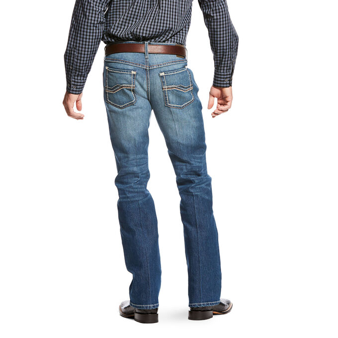 Relentless Original Fit Outpost Performance Stretch Stackable Straight Leg Jean