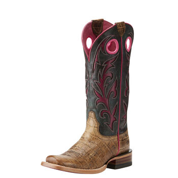 Chute Out Western Boot