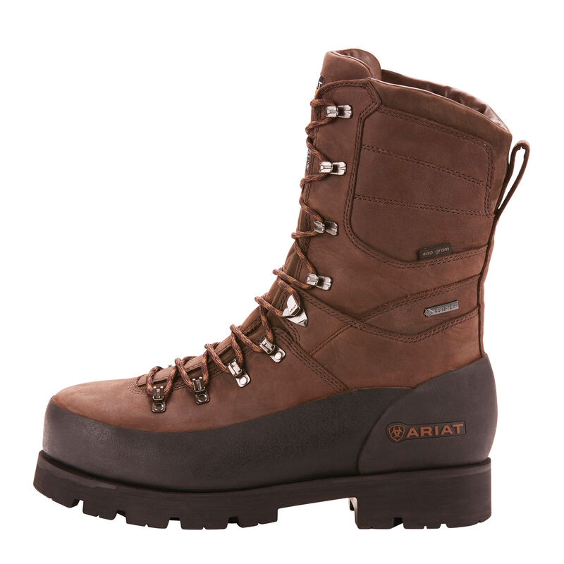 "Linesman Ridge 10"" GORE-TEX 400g Composite Toe Work Boot"