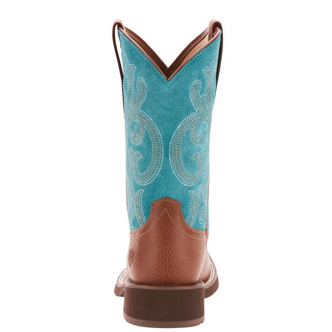 Prim Rose Western Boot