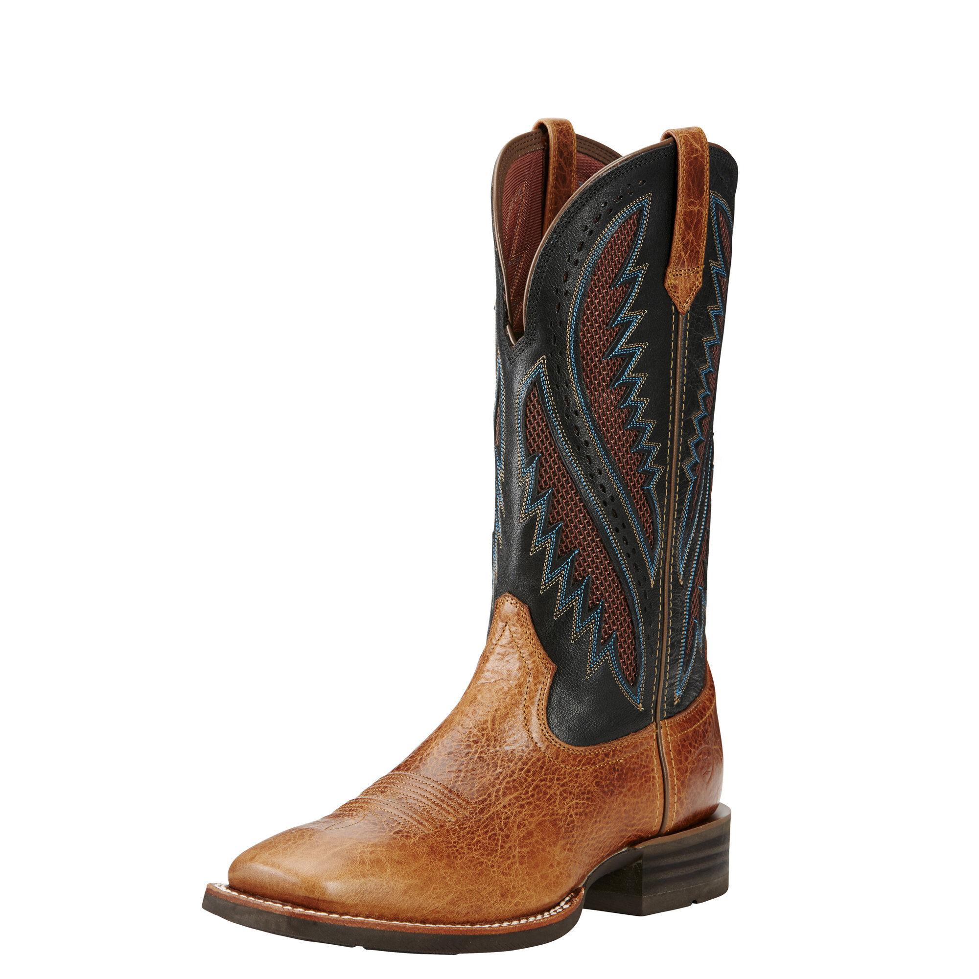 Quickdraw VentTEK Western Boot   Ariat