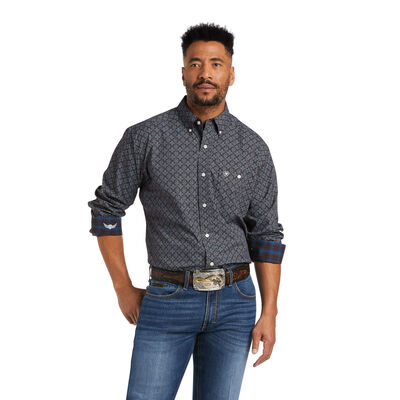 Relentless Might Stretch Classic Fit Shirt