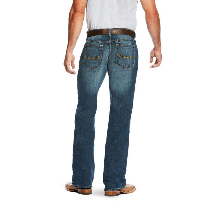 M4 Low Rise Legacy Stretch Boot Cut Jean