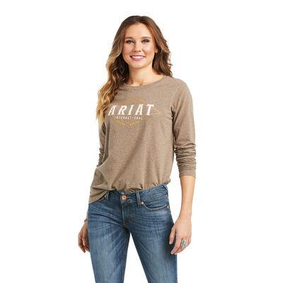 REAL Logo Flourish T-Shirt