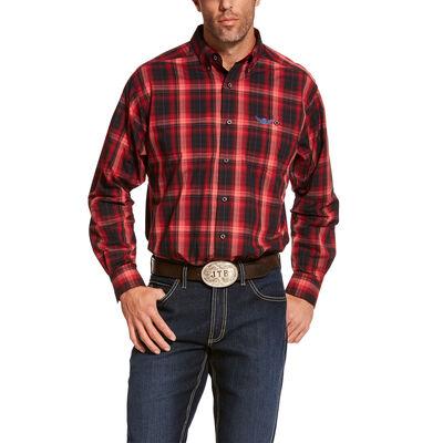 Relentless Fireball Stretch Classic Fit Shirt